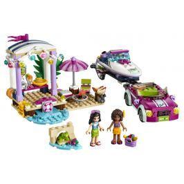 LEGO® Friends LEGO® Friends 41316 Andrein vůz s přívěsem pro člun