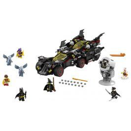LEGO® The Batman Movie THE LEGO® BATMAN MOVIE 70917 Úžasný Batmobil