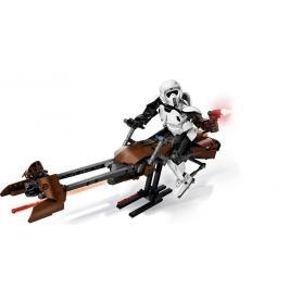 LEGO® Star Wars™ LEGO® Star Wars™ 75532 Průzkumný voják a speederová motorka