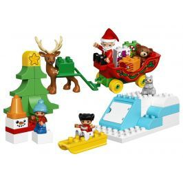 LEGO® DUPLO® LEGO® DUPLO® Santovy Vánoce 10837 Stavebnice Lego
