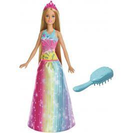 Mattel Barbie magické vlasy princezna blondýnka