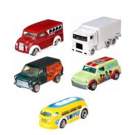 Mattel Hot Wheels prémiové auto - populární autíčko