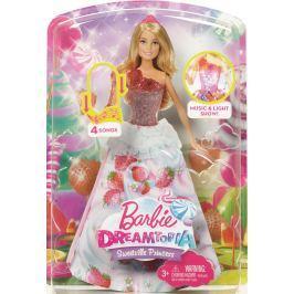 Mattel Barbie jahůdková princezna Pro holky