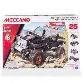 Spin Master Meccano Model 25 variant s motorem Stavebnice a puzzle