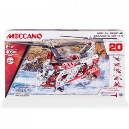 Spin Master Meccano Model 20 variant helikoptéra Stavebnice a puzzle