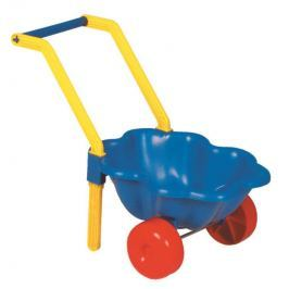 Vozík ve tvaru kytičky