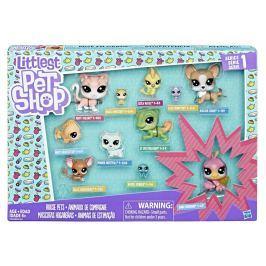 Littlest Pet Shop Littlest Pet Shop Velké balení zvířátek