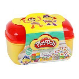 Play-Doh hrací kufřík + modelína