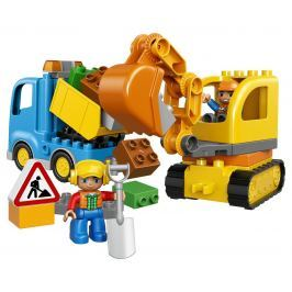 LEGO® DUPLO® LEGO® DUPLO® 10812 Pásový bagr a náklaďák
