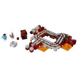 LEGO® Minecraft™ LEGO® Minecraft™ 21130 Podzemní železnice