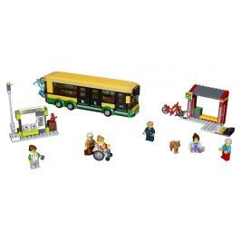 LEGO® City LEGO® City 60154 Zastávka autobusu