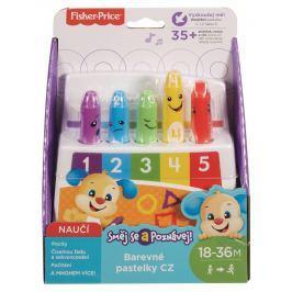 Mattel Fisher Price Barevné pastelky FBP57