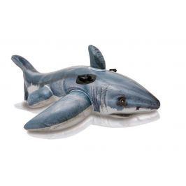 Intex Vodní vozidlo - bílý žralok Na ven a sport