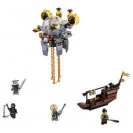 LEGO® NINJAGO™ THE LEGO® NINJAGO® MOVIE™ 70610 Movie Ponorka Medúza