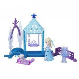 Frozen Hrací set mini panenky