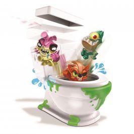 Flush force 2 figurky v záchodě