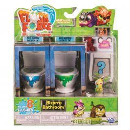 Flush force 8 figurek + 2 záchody Pro kluky