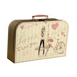 Kufřík Paris 35 cm Kreativní a naučné