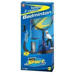 Badminton se sítí