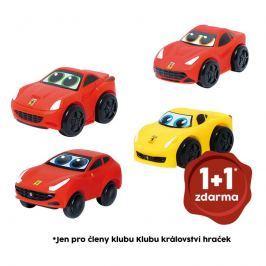EPLINE Ferrari GT soft červená