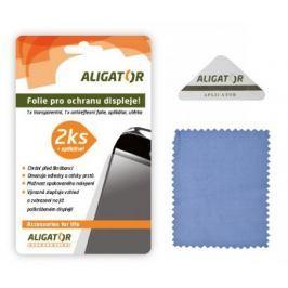 Aligator - Nová ochranná fólie ALIGATOR HTC One M7, 2ks + aplikátor