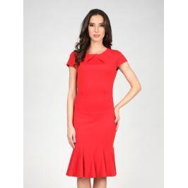 Poesse Dámské šaty PS16S P5027_RED