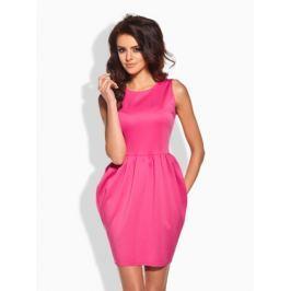 Lemoniade Dámské šaty L141_fuksja-pink