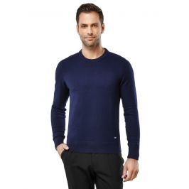 Vincenzo Boretti Pánský svetr 10030274_dark_blue