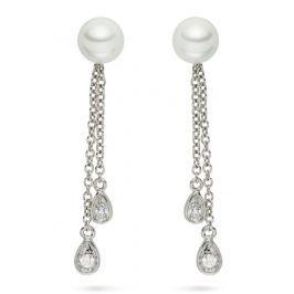Pearls of London Dámské náušnice 60130005