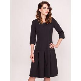 Bonnie Su. Dámské šaty B08_BLACK