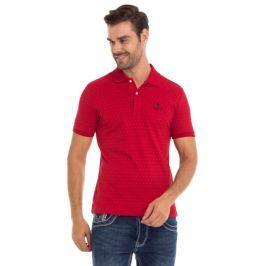 Sir Raymond Tailor Pánské polo tričko SI9502900_Red