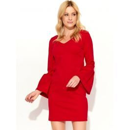 Makadamia Dámské šaty m366_red