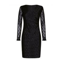 Iska Dámské šaty RA2718_BLACK