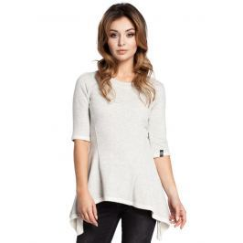 BeWear Dámská halenka B041-light grey