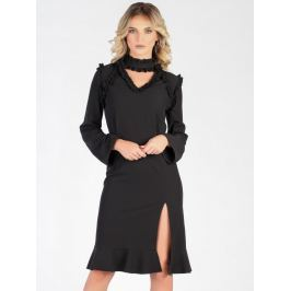 Isabel by Rozarancio Dámské šaty IR18F P4083_BLACK