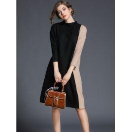 Ferraga Dámské šaty QE245 Black