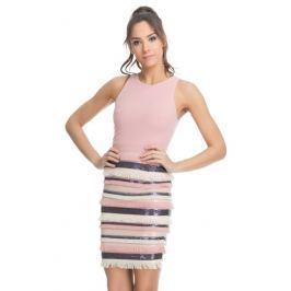 Chic by Tantra Dámské šaty DRESS3462_Pink
