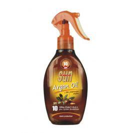 VIVACO Opalovací olej s arganovým olejem OF 10 rozprašovací 157904_200 ml