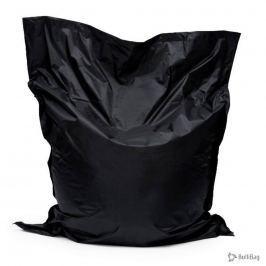 Relaxační vak BulliBag-černá, 100%polyester, 100cm x70cm