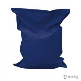 Relaxační vak BulliBag-modrá, 100%polyester, 100cm x70cm