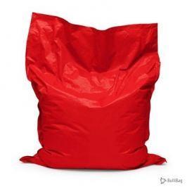 Relaxační vak BulliBag-červená, 100%polyester, 100cm x70cm