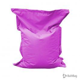 Relaxační vak BulliBag-fialová 100%polyester 100cm x70cm