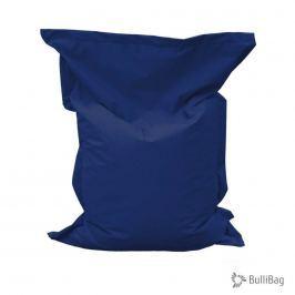 Relaxační vak BulliBag-modrá, 100%polyester,  140cm X 100cm