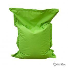 Relaxační vak BulliBag-zelená, 100%polyester,  145cm X 100cm