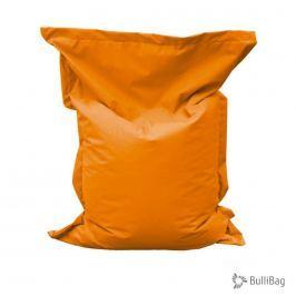 Relaxační vak BulliBag-oranžový, 100%polyester,  145cm X 100cm