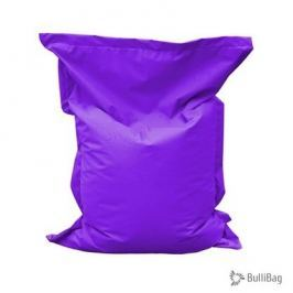 Relaxační vak BulliBag-fialový 100%polyester 140cm x 100cm