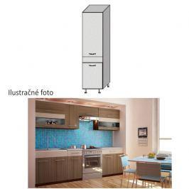 Kuchyňská skříňka potravinová, rigoleto dark/light, JURA NEW I S-40