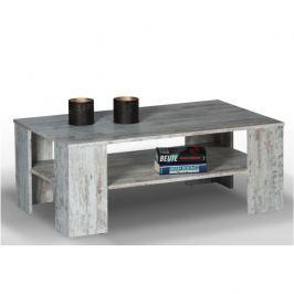 Konferenční stolek v elegantním dubovém dekoru HANNA