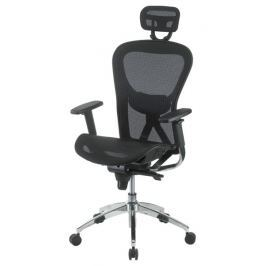 Kancelářská židle černá ZK06