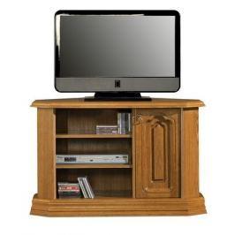 Televizní stolek v rustikálním stylu s možností výběru moření typ 19 F KN642